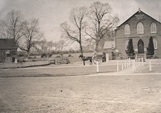 William Quick at North Common