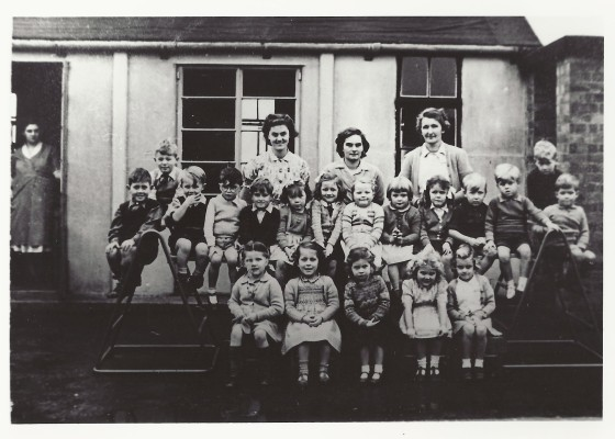 Birchwood Nursery 1947 | Hatfield Library collection