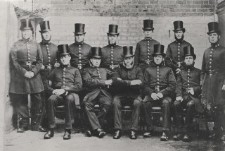 The Bishops Stortford Police | Hertfordshire Archives and Local Studies