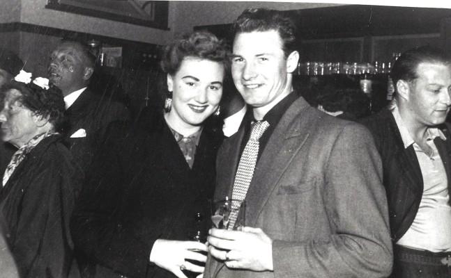 Maud & Bob Orchard | Geoff Webb