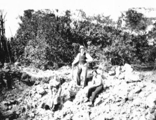 Bomb Crater in Tewin | Ben Roberts