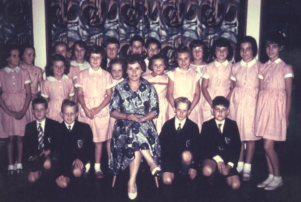 Bonnygrove School choir | Irene Woodards