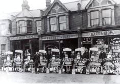 Milkmen Borehamwood