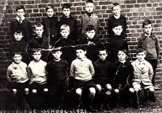 Boys School 1921