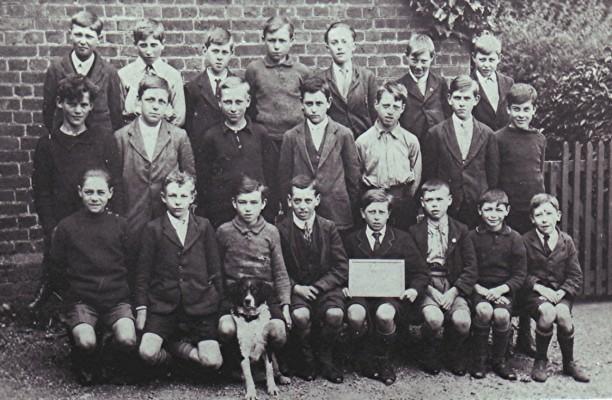 Boys School 1923 | Geoff Webb