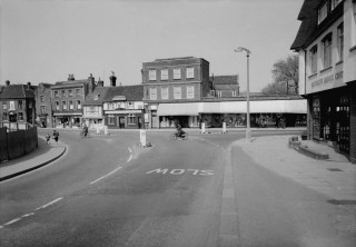 The Co-op from Bridgefoot, c1959