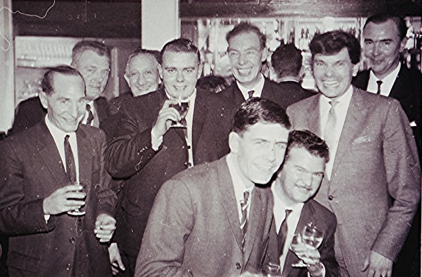 Brooke-Bond Oxo Group, 1966   Geoff Webb