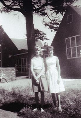 Tessa Brown (left) and Jenny Biggs | Geoff Webb