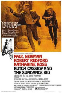 Butch Cassidy and the Sundance Kid Poster | Creative Commons - https://dimland.blogspot.co.uk/2013/04/dimland-radio-4-6-13-show-notes.html