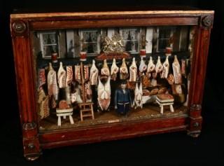 Butcher's Shop | Diane Knapman