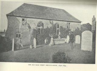 Back Street Meeting House | T.W.Latchmore