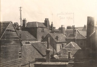 Rooftops over Ballards Buildings