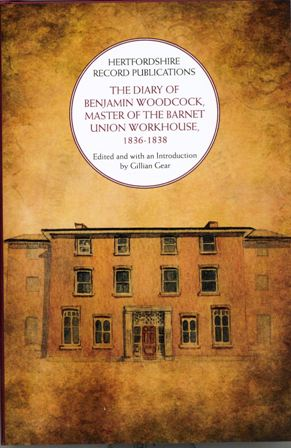 The book on the diary produced by Hertfordshire Record Publications | available from Hertfordshire Archives and Local Studies