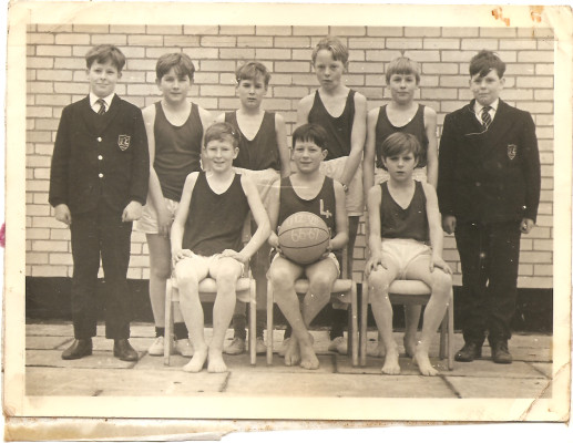 Basketball late 60s