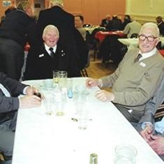 Left to right: Alan French, Geoff Nunn, Ken Marshall, 'Snowy' Nunn | Geoff Webb