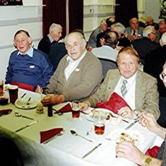 (Left to right): Mick Day, John Bower, John Pidgeon, Donard Friar, James Millars   Geoff Webb