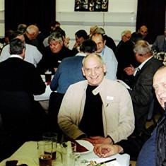 Dennis Winch (left), Bob Winch (centre) and Tony Smith   Geoff Webb