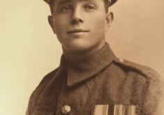 Hertford's Victoria Cross winner