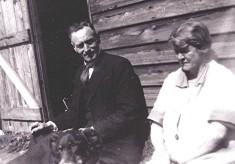 Charles & Maude Stevens
