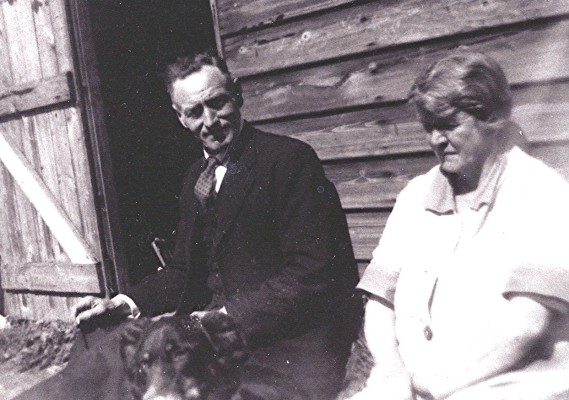 Charles & Maude Stevens   Geoff Webb