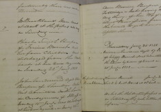 Selections from the Diary of Benjamin Woodcock, Master, Barnet Union Workhouse, August 1837