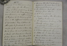 The Diaries of Mrs Louisa Arrowsmith, February 1822 - 1831