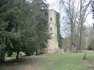 Thundridge Old Church - The Tower | Terry Askew