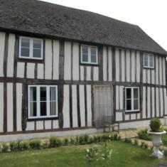 The Farmhouse At Lordship's Farm