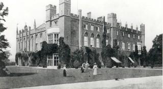 Adela Capel of Cassiobury House