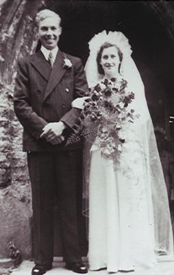 The marriage of John Catlin to Vera Jefferys | Geoff Webb