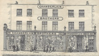 Chamberlain Brothers, Holloway Road | Dave Hewitt