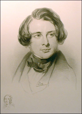 Charles Dickens in 1842