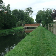 Church Lane, Cheshunt, looking upstream | Nicholas Blatchley