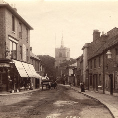 Church Street | Hertfordshire Archives & Local Studies