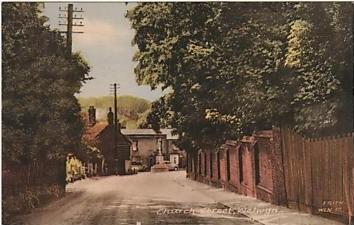 Church Street 1968