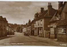 Welwyn - scenes from the village