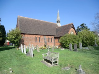 The Church at Hertford Heath | Terry Askew