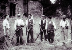 Churchyard Workers