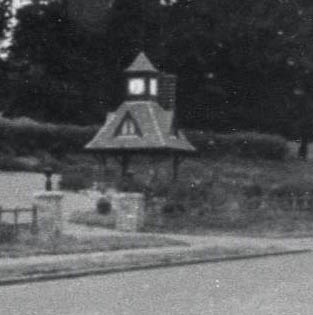 Clock Hotel, the clock tower | Hertfordshire Archives and Local studies