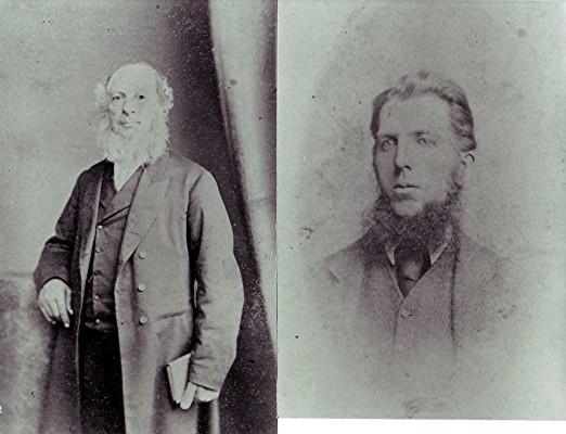 The Revs. Richardson & Osborne | Geoff Webb