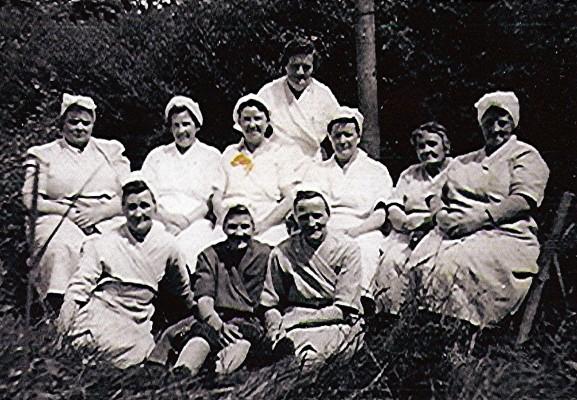 Cooking depot ladies | Geoff Webb
