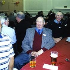 Left to right: Jeff Coote, Melvyn Austin, Brian Palmer, Terry Day. | Geoff Webb