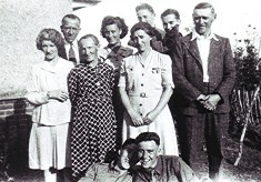 A Group of Relatives & Friends