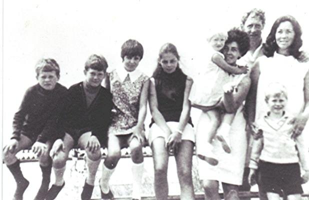 Cowland family   Geoff Webb