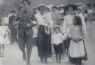 A hero is welcomed home to Kings Langley | Hemel Hempstead Gazette