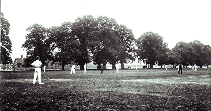Cricket Club c.1910 | Geoff Webb
