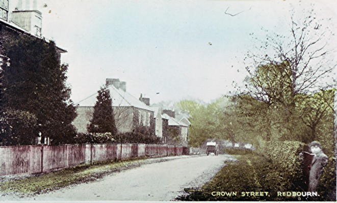 Crown Street   Geoff Webb