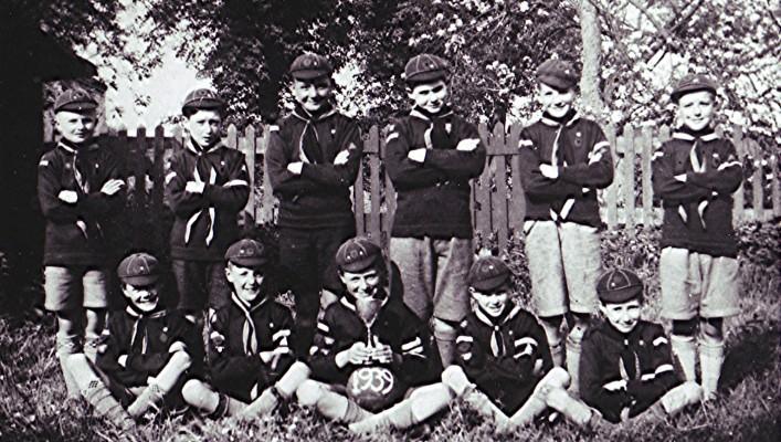 Cub Scouts Football Team, 1939 | Geoff Webb