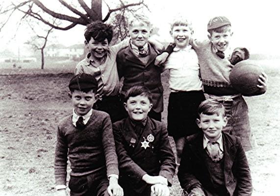 Cub Scouts Football Group, c.1953 | Geoff Webb
