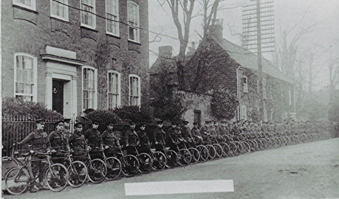 Army Cycle Battalion | Geoff Webb